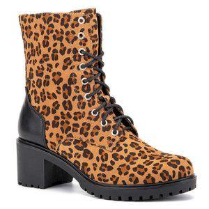 Olivia Miller Joyride' Lug Sole Combat Boots
